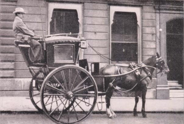 hansom-cab